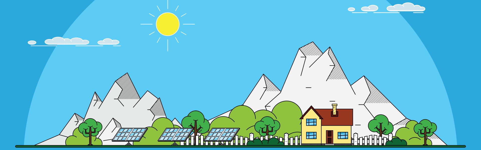 energie solaire impact futur