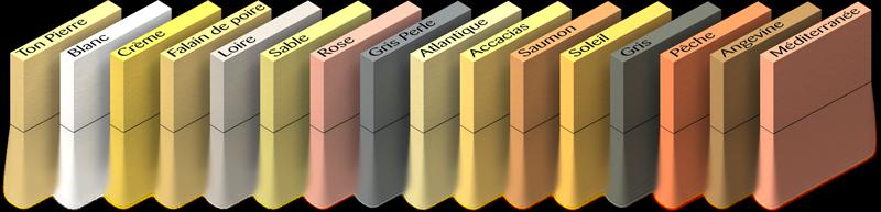 coloris facade