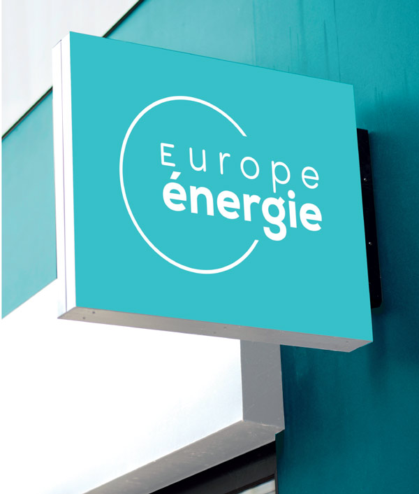 enseigne europe energie