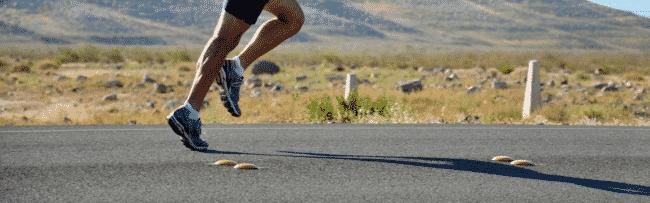 jambes de gazelle